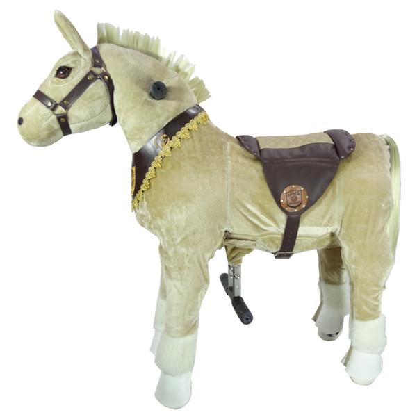 اسب رکابدار شادلین مدل سانیار چموش کد 75