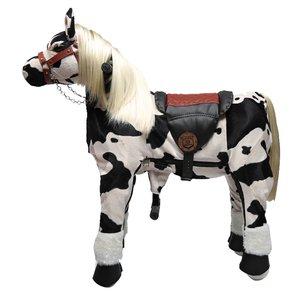 اسب رکابدار شادلین مدل ابلق مو بور کد 6293