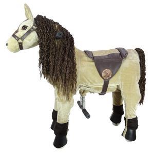 اسب رکابدار شادلین مدل سانیار کمند گیسو کد 6113