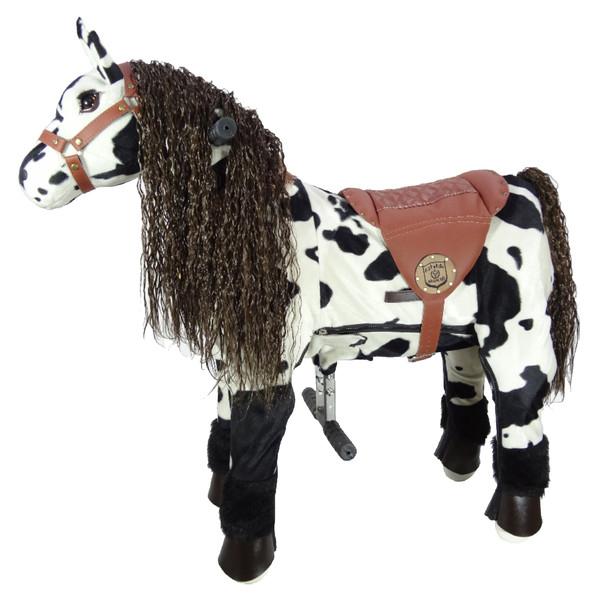اسب رکابدار شادلین مدل فربد چموش کد 1363