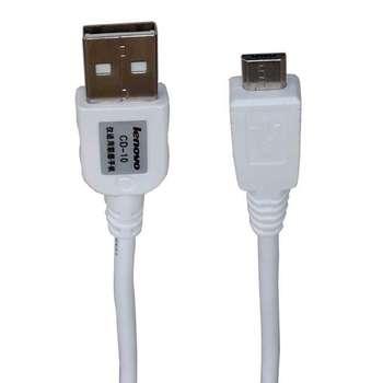 کابل تبدیل USB به microUSB لنوو مدل CD-10 طول 1 متر