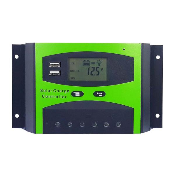 کنترل کننده شارژ خورشیدی مدل LD2430U