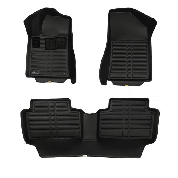 کفپوش سه بعدی خودرو تری دی مکس اچ اف کی مدل HS11012389 مناسب برای پژو 508