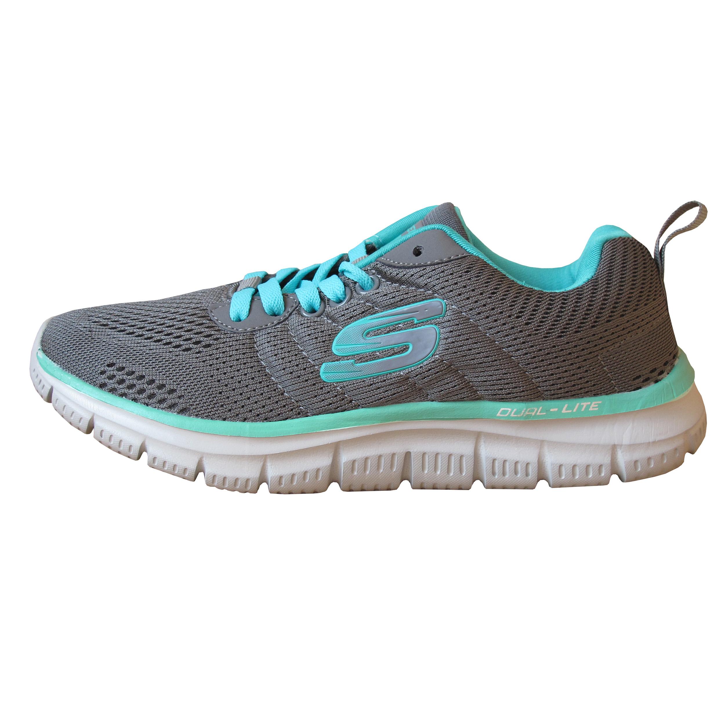 کفش مخصوص پیاده روی زنانه اسکچرز مدل DUAL-LITE کد SK-DL-02