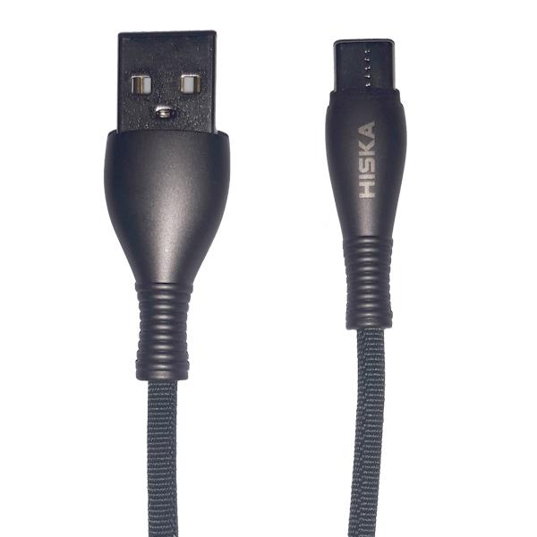کابل تبدیل USB به USB-C هیسکا مدل LX-CA94 طول 1 متر