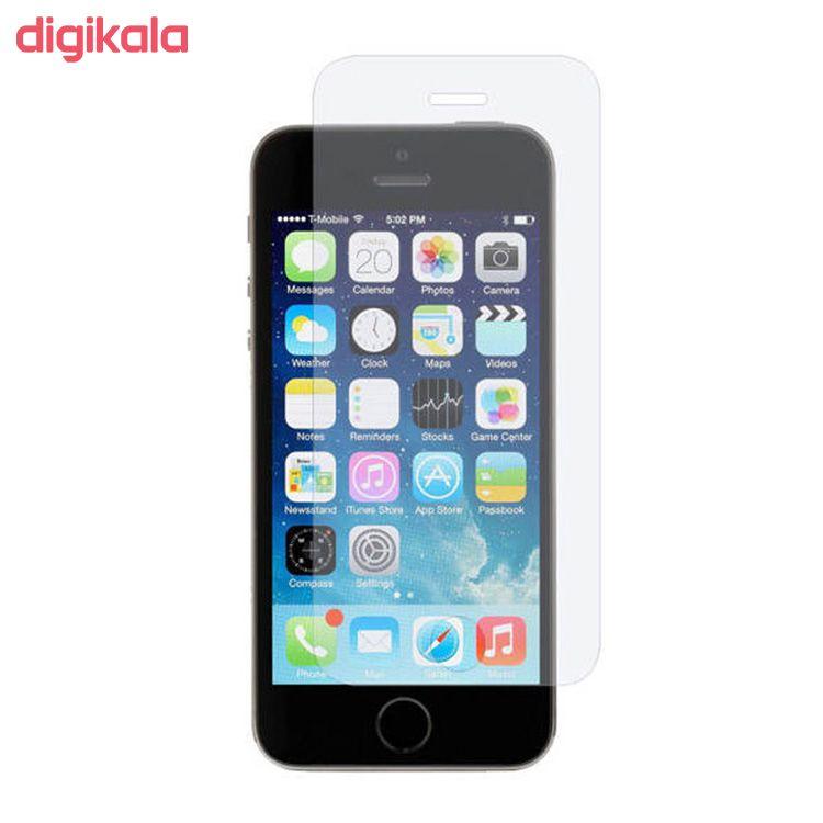 محافظ صفحه نمایش وایت ولف مدل WGS مناسب برای گوشی موبایل اپل Iphone SE main 1 1