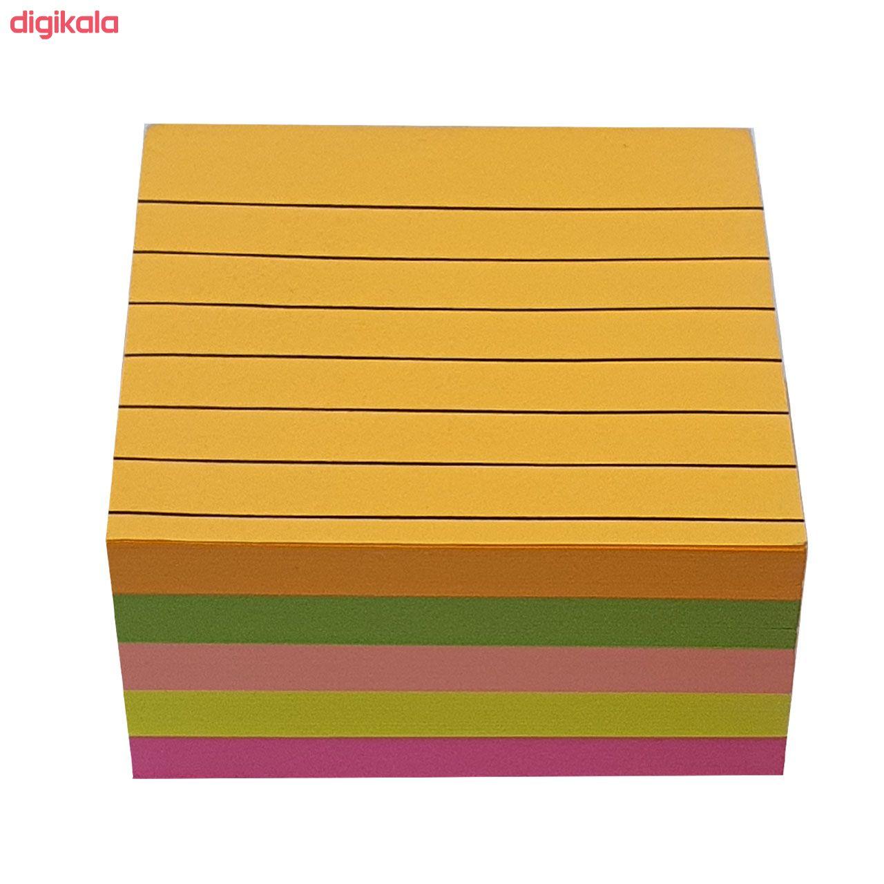 کاغذ یادداشت چسب دار  سان اسکای کد C400 main 1 1