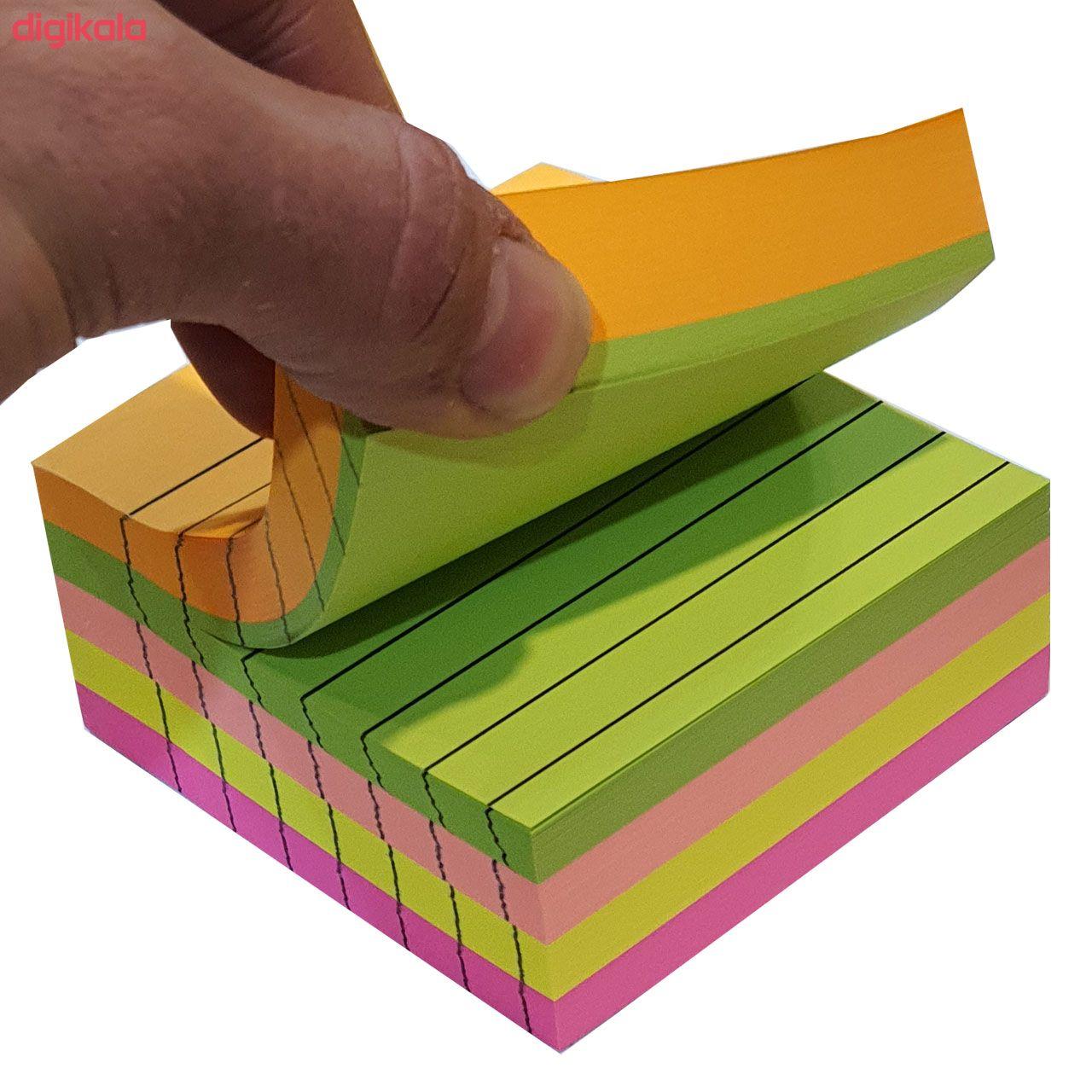 کاغذ یادداشت چسب دار  سان اسکای کد C400 main 1 3