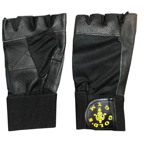 دستکش بدنسازی مردانه گلدز جیم مدل GYM-01