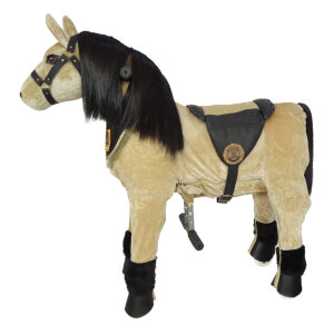 اسب رکابدار شادلین مدل سولماز  کد 849