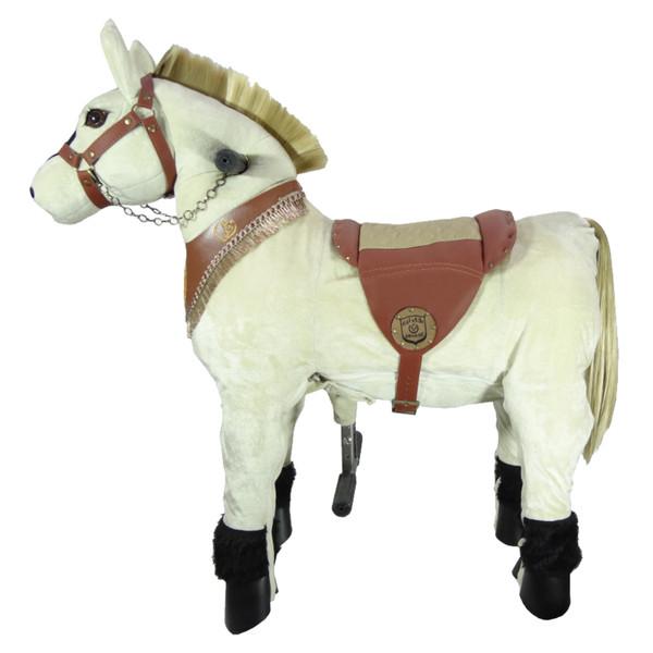 اسب رکابدار شادلین مدل چموش  کد 718