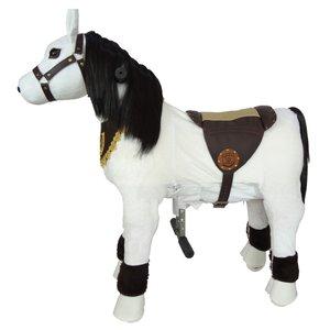 اسب رکابدار شادلین مدل پرستوی چابک کد 9999