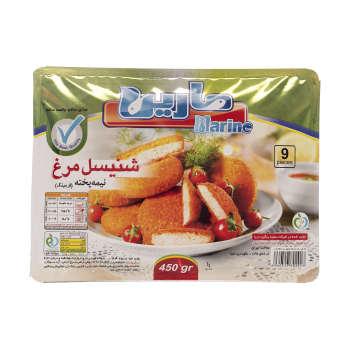 شنیسل مرغ مارین - 450 گرم