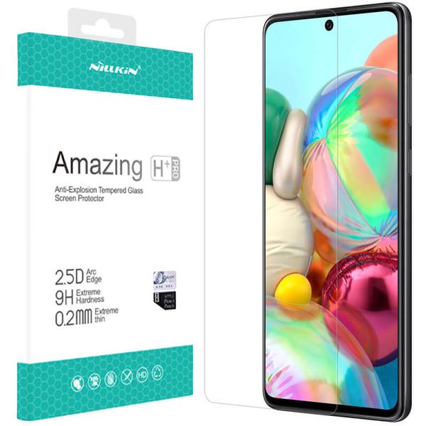 محافظ صفحه نمایش نیلکین مدل Amazing H Plus Pro مناسب برای گوشی موبایل سامسونگ Galaxy A71
