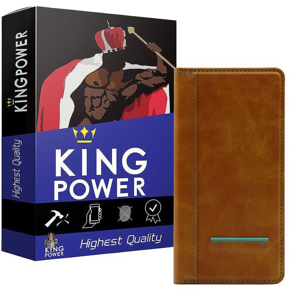 کیف کلاسوری کینگ پاور مدل KFBW مناسب برای گوشی موبایل سامسونگ Galaxy A51