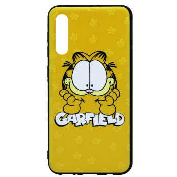 کاور طرح Garfield مدل SS-01 مناسب برای گوشی موبایل سامسونگ Galaxy A50/A50s/A30s