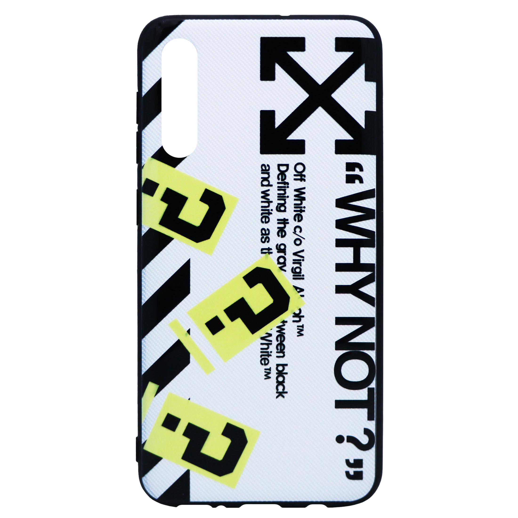 کاور طرح Why Not مدل SS-01 مناسب برای گوشی موبایل سامسونگ  Galaxy A50/A50s/A30s main 1 1