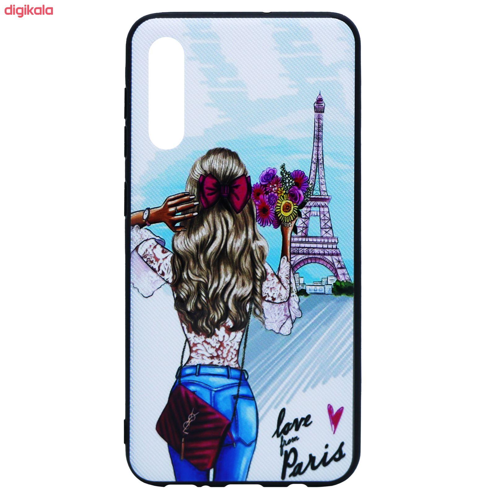 کاور طرح Red Bag مدل SS-01 مناسب برای گوشی موبایل سامسونگ Galaxy A50/A50s/A30s main 1 1