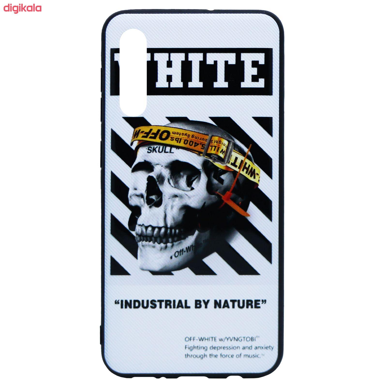 کاور طرح Skull مدل SS-01 مناسب برای گوشی موبایل سامسونگ Galaxy A50/A50s/A30s main 1 1