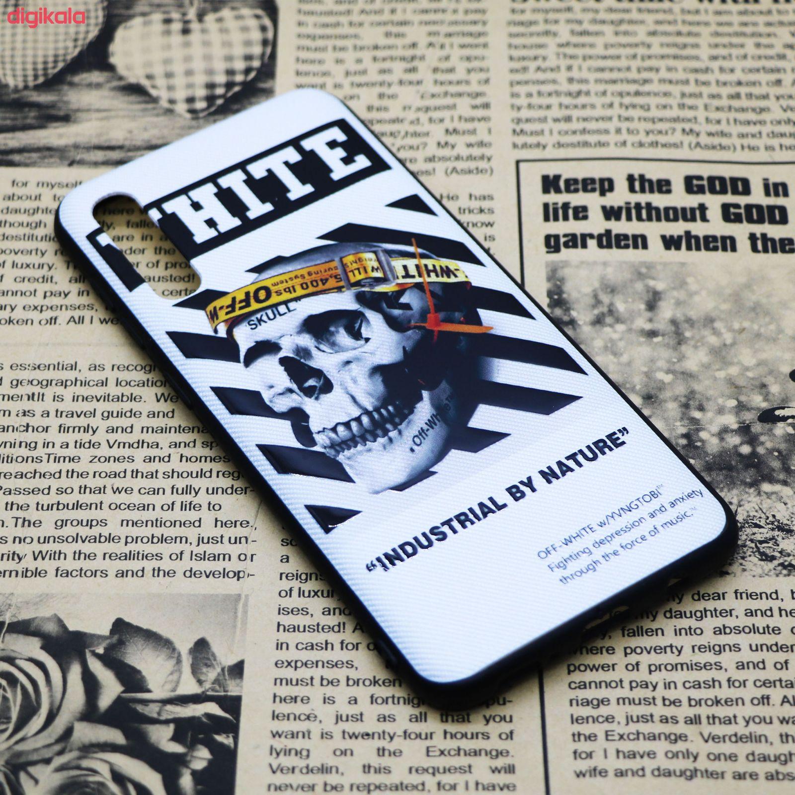 کاور طرح Skull مدل SS-01 مناسب برای گوشی موبایل سامسونگ Galaxy A50/A50s/A30s main 1 2