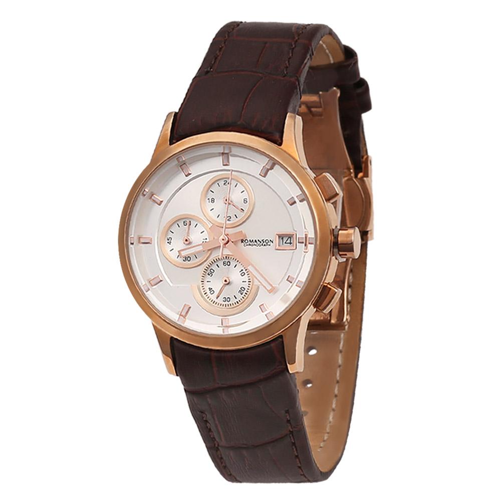 ساعت مچی عقربه ای زنانه رومانسون مدل W-166