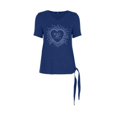 تصویر تی شرت زنانه جامه پوش آرا مدل 4012027381-57