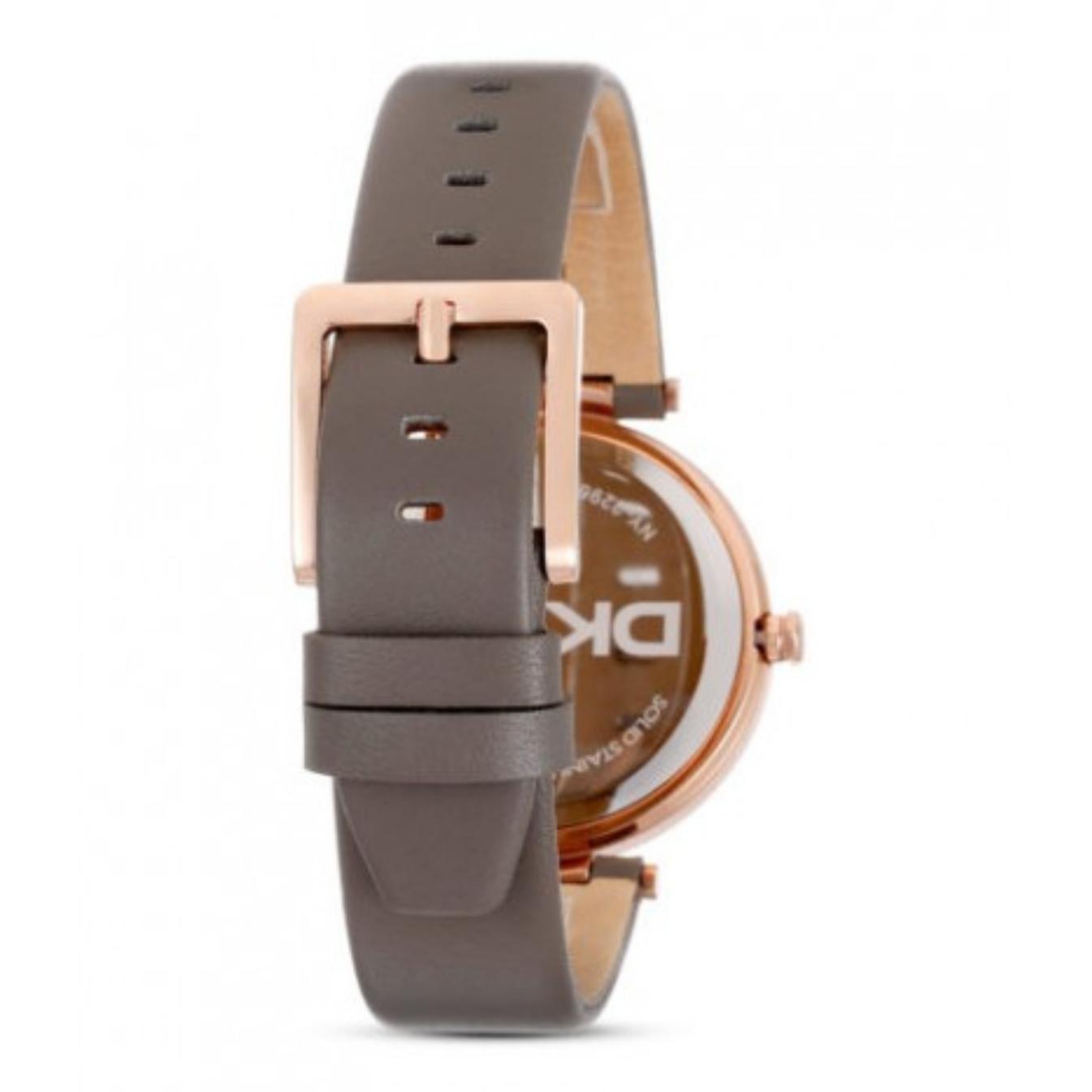 ساعت مچی عقربه ای زنانه دی کی ان وای مدل NY2296