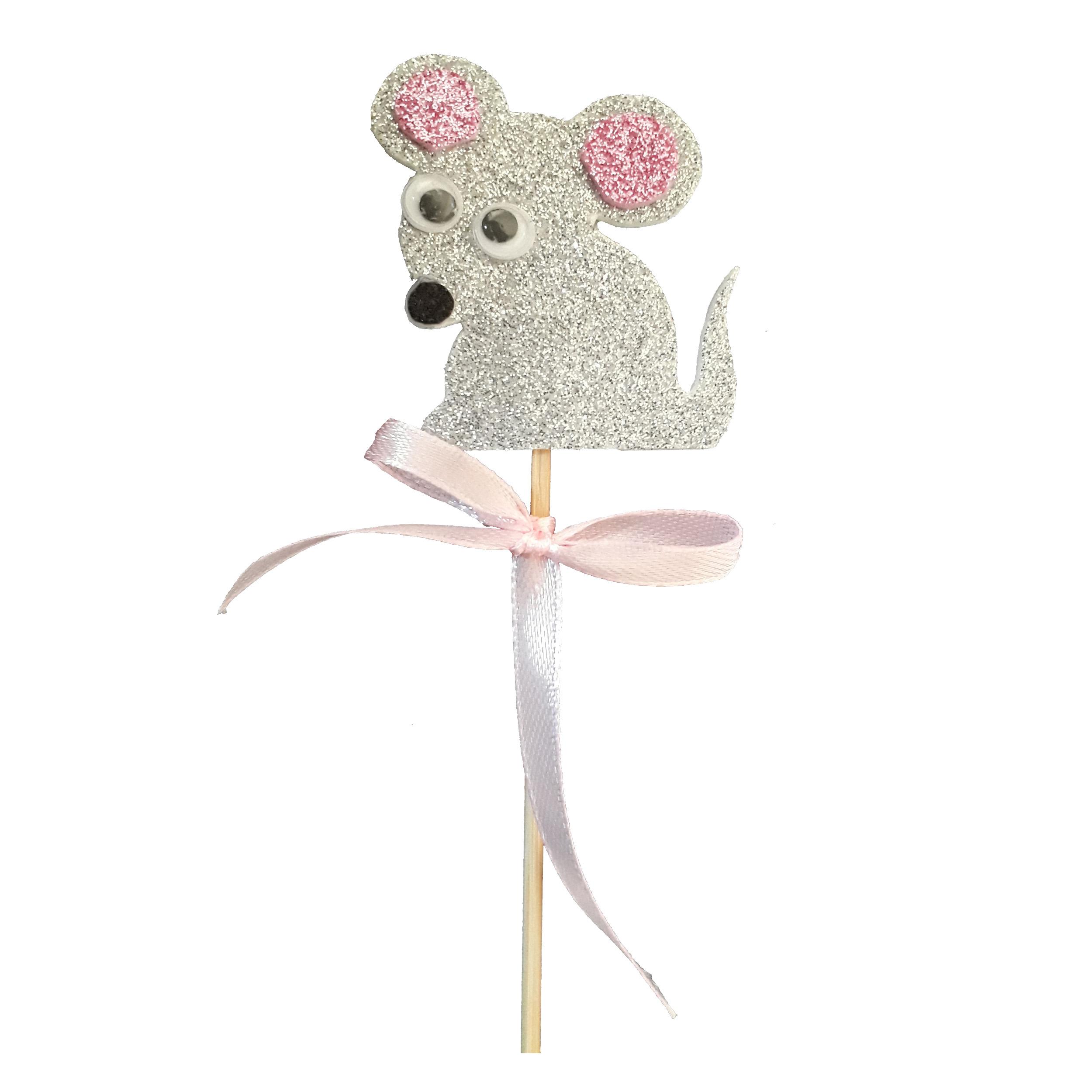 عکس تاپر طرح موش بسته 6 عددی