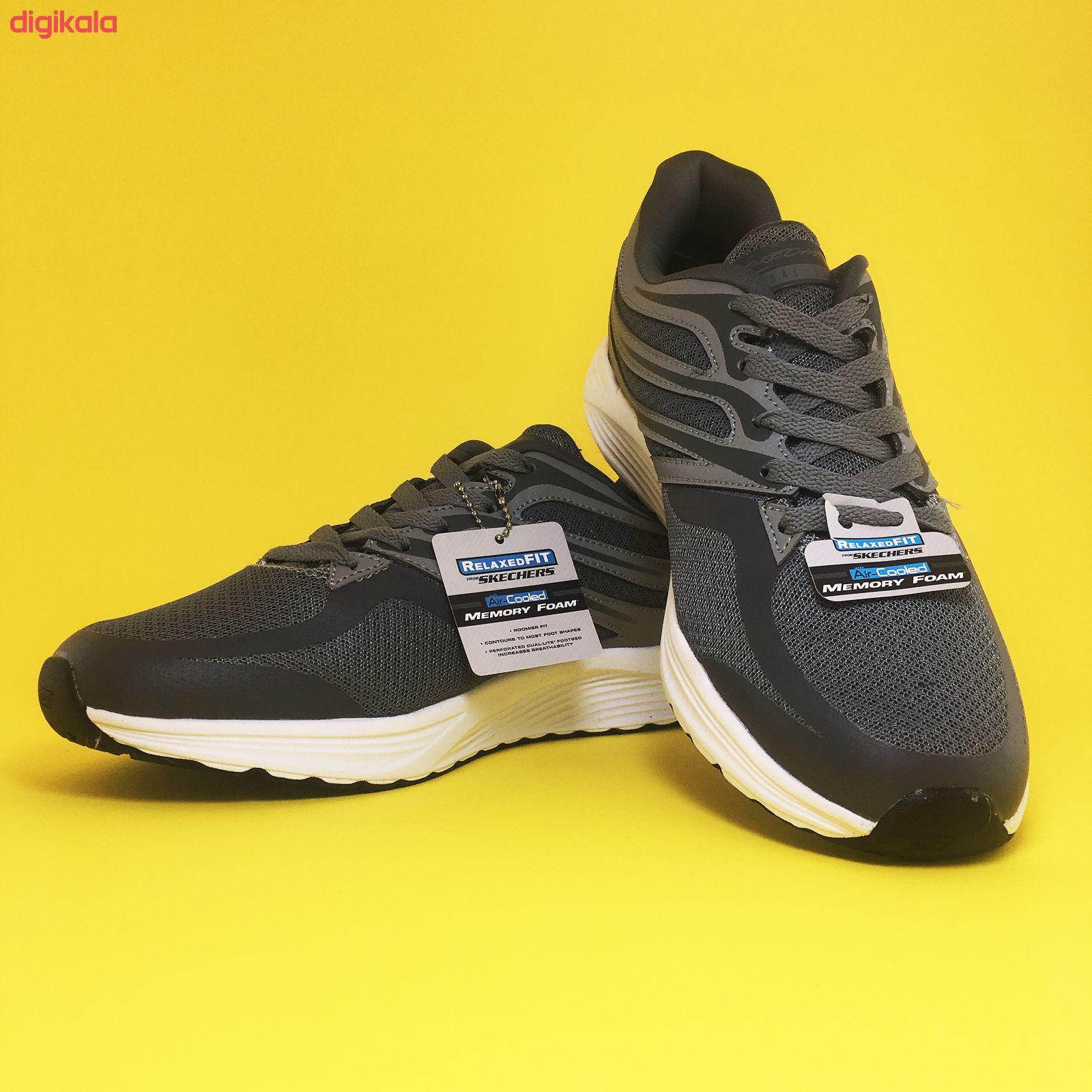 کفش مخصوص پیاده روی مردانه اسکچرز مدل Air-ooled کد A68