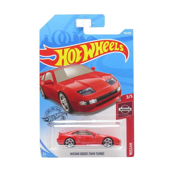 ماشین بازی هات ویلز مدل Nissan 300zx Twin Turbo