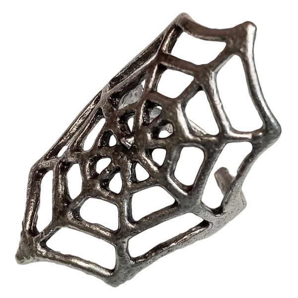 انگشتر طرح تار عنکبوت کد TA-SPI