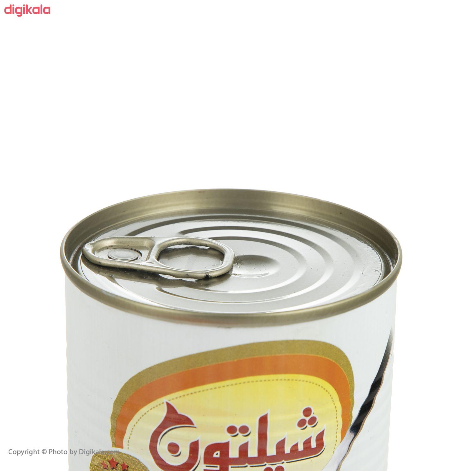 کنسرو لوبیا چیتی با قارچ شیلتون - 400 گرم       main 1 3