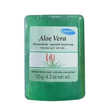 صابون شستشو کاپوس مدل Aloe Vera وزن 125 گرم