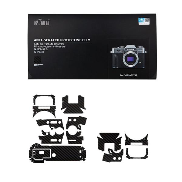 برچسب پوششی کی وی مدل KS-XT30CF مناسب برای دوربین عکاسی فوجی فیلم X-T30