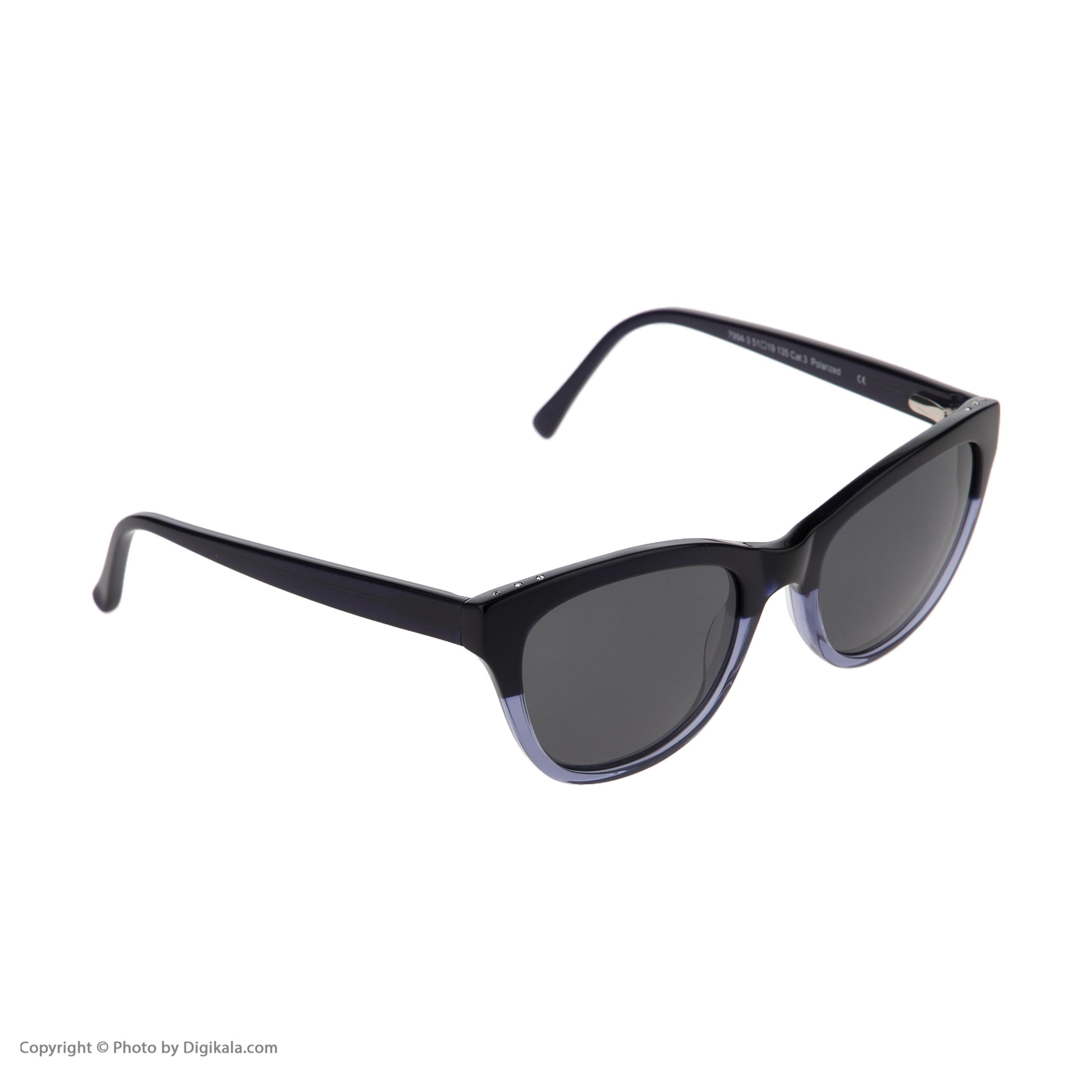 عینک آفتابی زنانه ویستان مدل 7994003 -  - 4