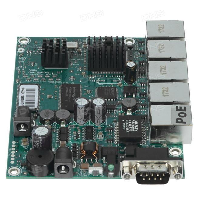 روتر میکروتیک مدل RB450G