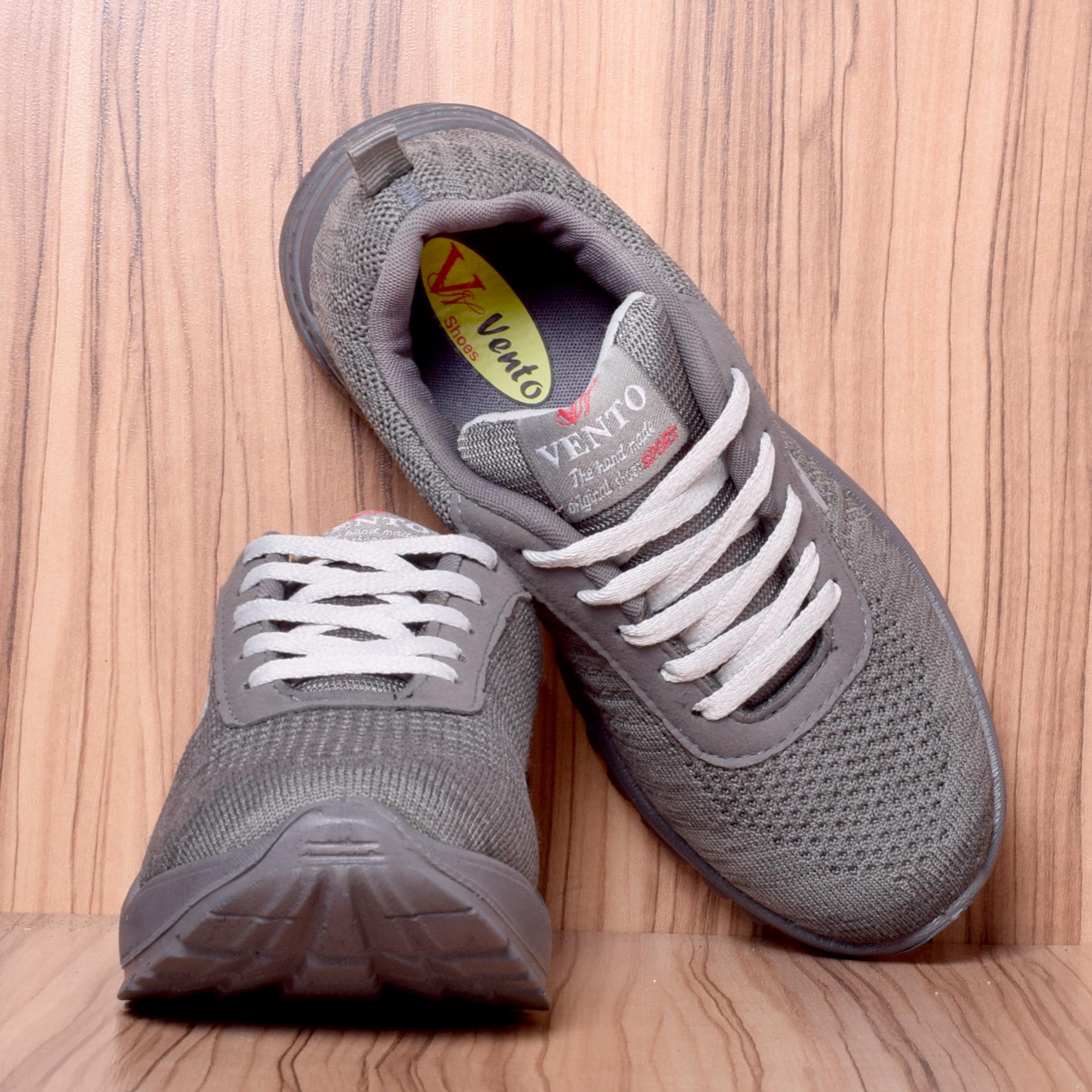 کفش راحتی زنانه ونتو کد GRY-2124
