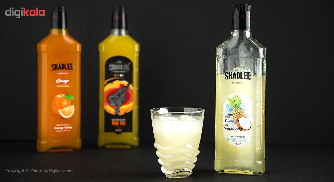 شربت پیناکولادا شادلی حجم 0.6 لیتر main 1 1