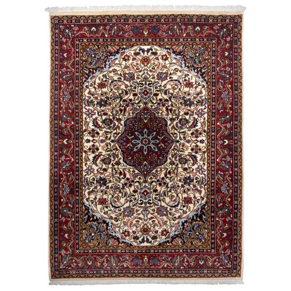فرش دستباف ذرع و نیم سی پرشیا کد 174386