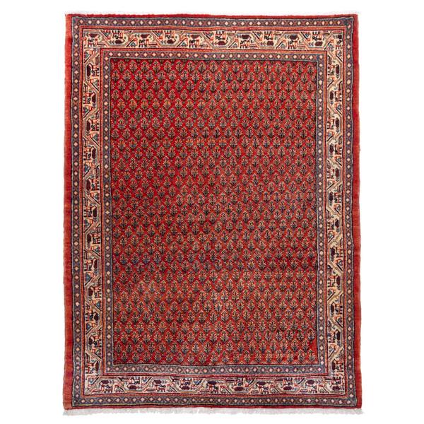 فرش دستباف قدیمی ذرع و نیم سی پرشیا کد 174388
