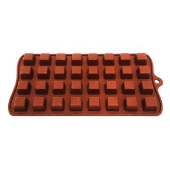 قالب شکلات طرح مکعب مدل Mhr-293