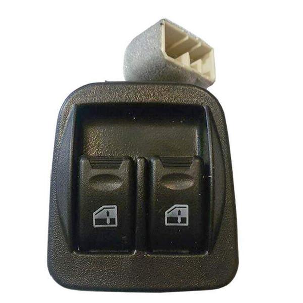 کلید شیشه بالابر سوراپارت مدل SR217 مناسب برای پراید 132