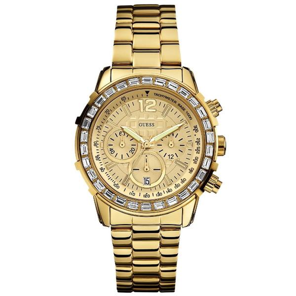 ساعت مچی عقربه ای زنانه گس مدل W0016L2
