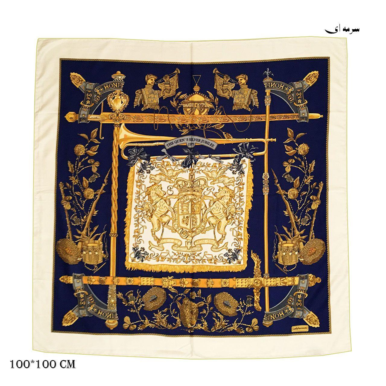 روسری زنانه کد 00294 -  - 4