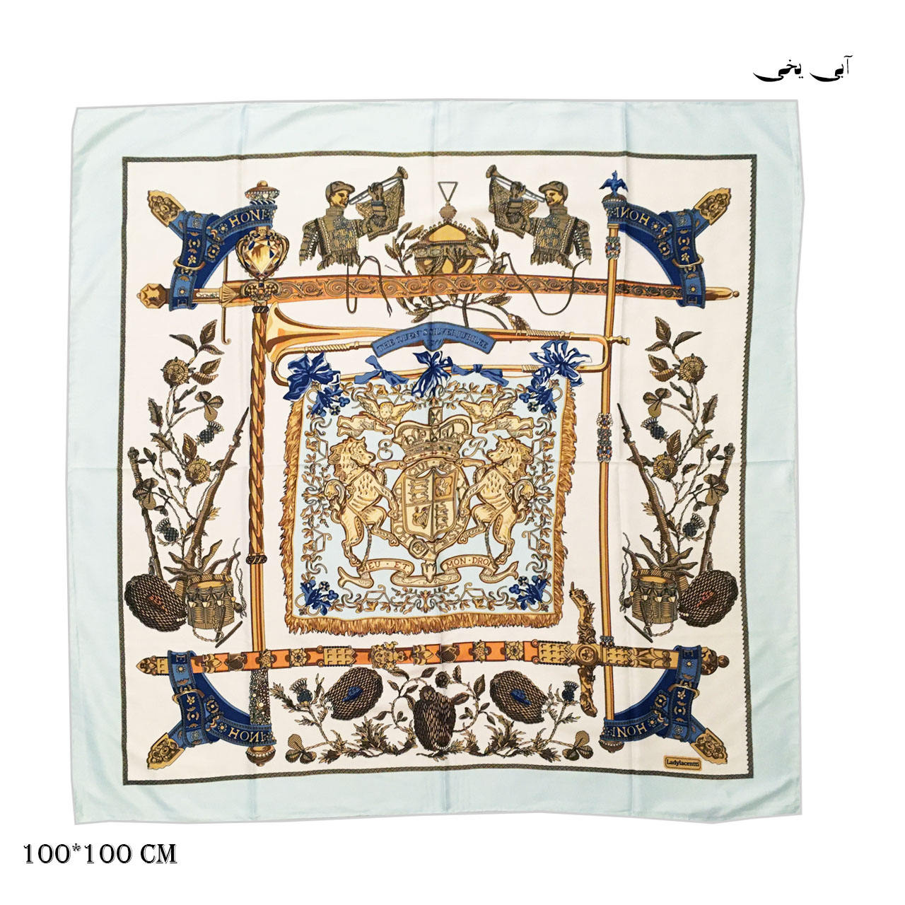 روسری زنانه کد 00294 -  - 5
