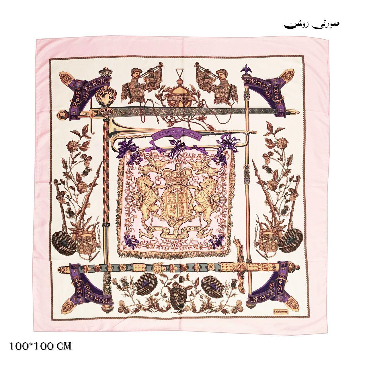 روسری زنانه کد 00294 -  - 6