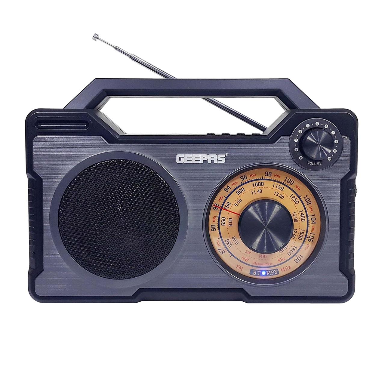رادیو جی پاس مدل GR13013