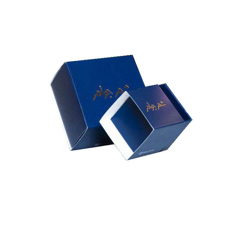 انگشتر نقره زنانه شهر جواهر کد SJ-YR064 -  - 3