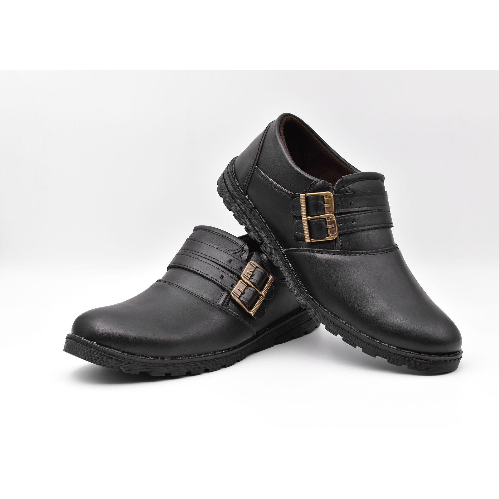 کفش روزمره مردانه مدل سگار کد JA6091 -  - 4