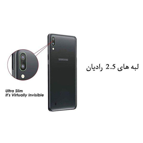 محافظ پشت گوشی مدل Pre-01 مناسب برای گوشی موبایل سامسونگ Galaxy A30 به همراه محافظ لنز دوربین main 1 4